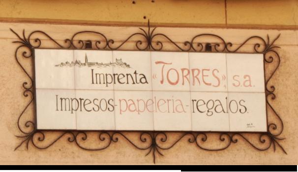 Imprenta Torres