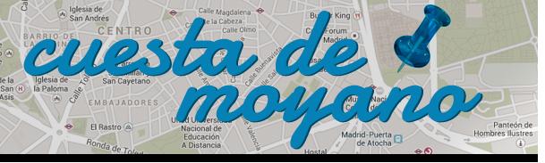 Paseando por…la Cuesta de Moyano (Madrid)
