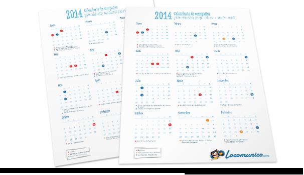 Calendario de Campaña