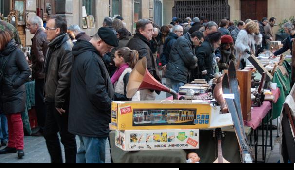 Mercado-Rastrillo de las Buenas Pulgas