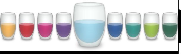 Un vaso de agua marca la diferencia