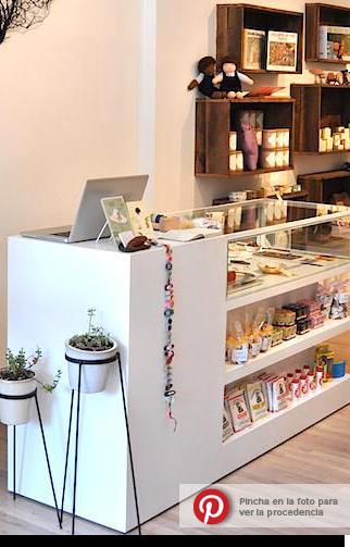 El mostrador, uno de los puntos más sexis de tu tienda
