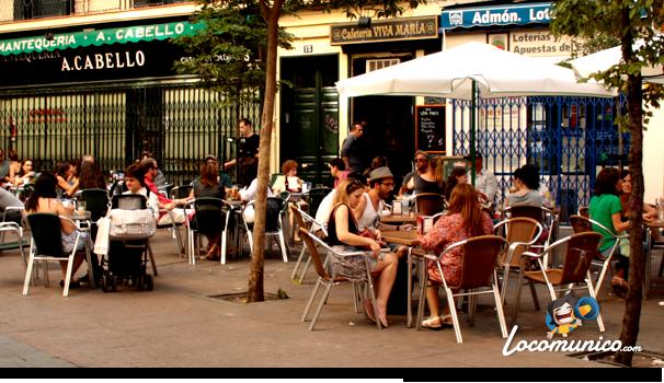 Barrio de las Letras (Madrid)