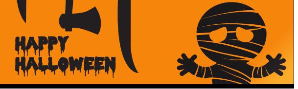 Prepara tu pequeño comercio para Halloween